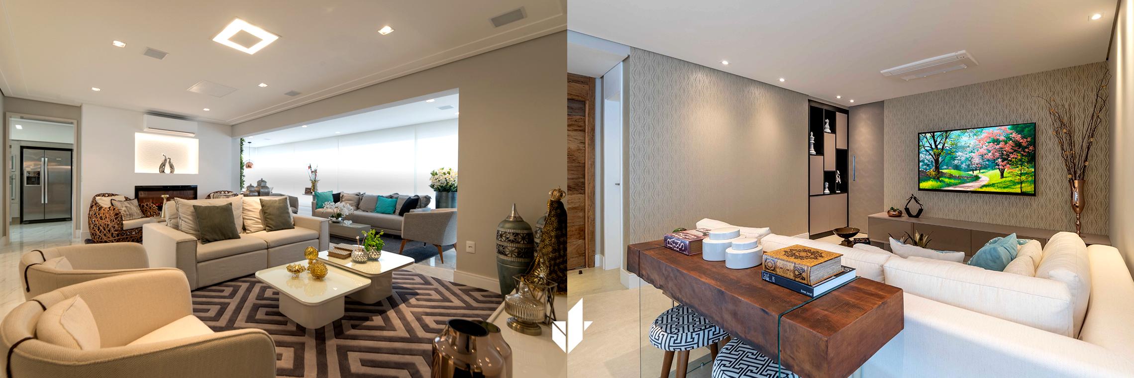 Projetos de arquitetura para residências de alto padrão   Johnny Viana Arquitetura e Design de Interiores