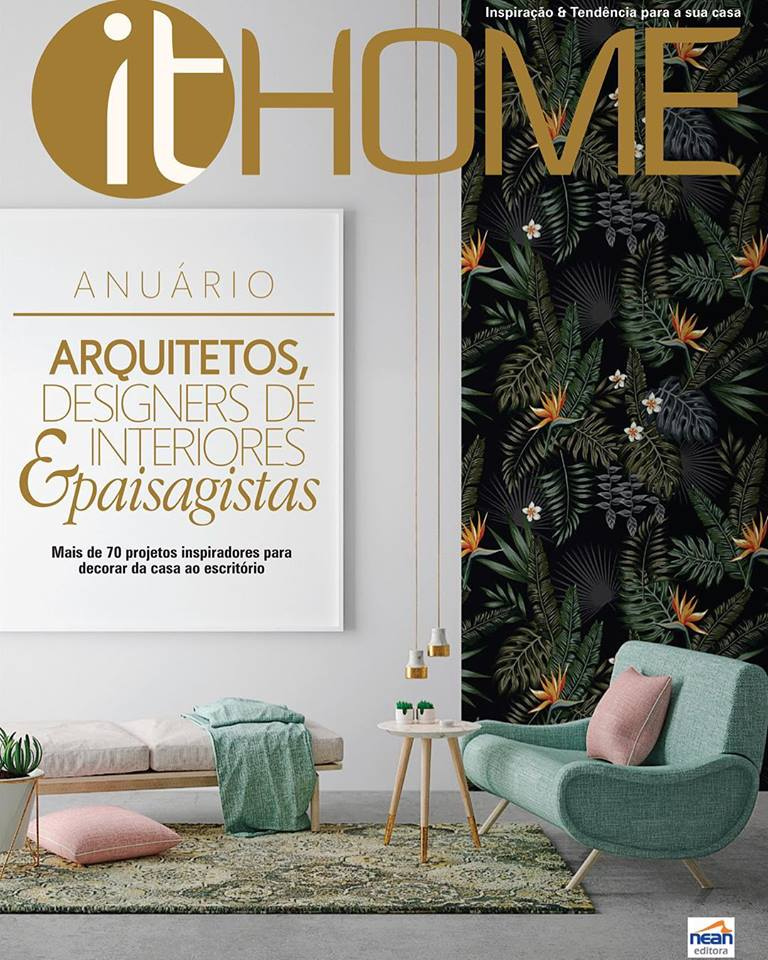 Anuário Revista It Home - Arquiteto Johnny Viana