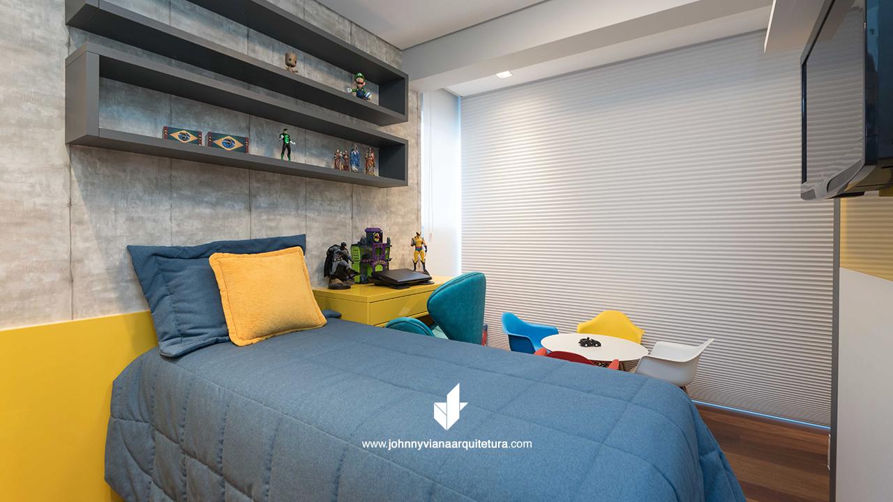 Reforma de residências de alto padrão - Johnny Viana Arquitetura e Design de Interiores