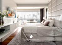 Quarto de casal decorado | Johnny Viana Arquitetura e Interiores