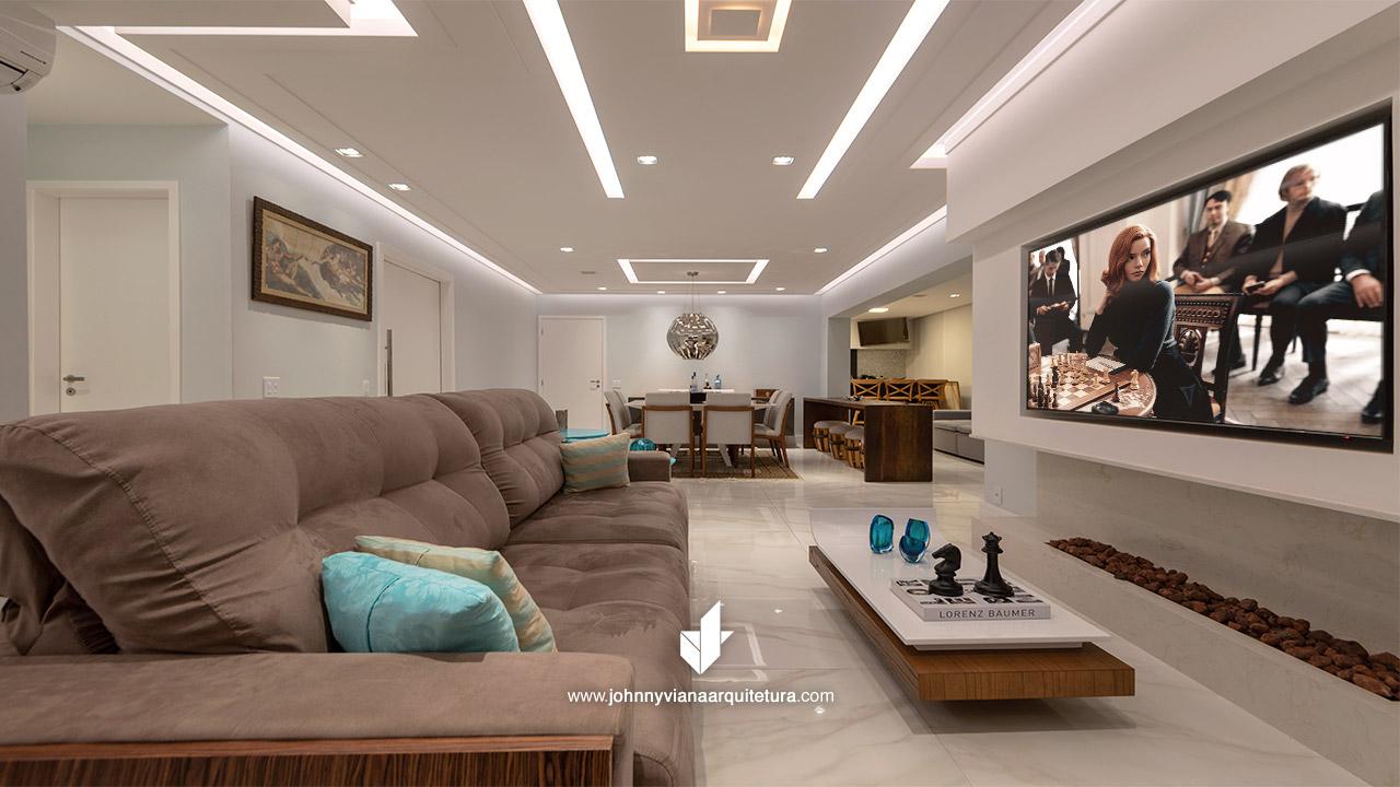 Projetos de Arquitetura e Design de Interiores de Alto Padrão | Johnny Viana Arquitetura e Interiores