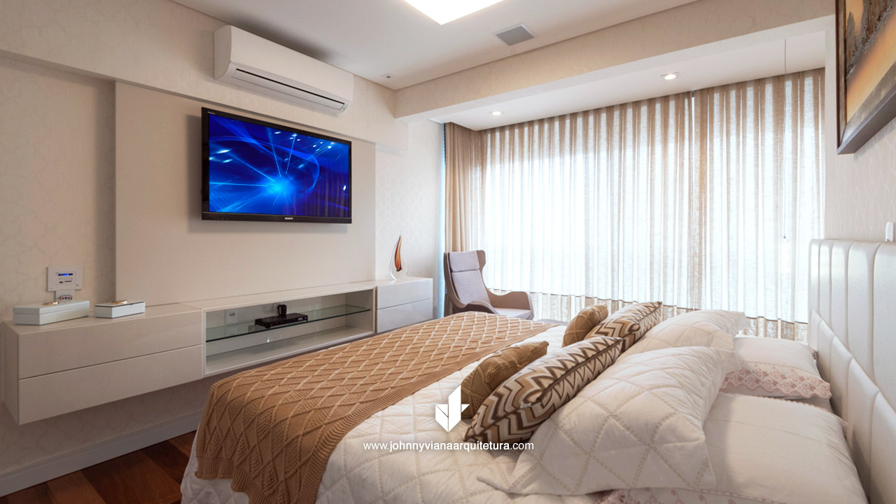 Reforma de residências de alto padrão - Reforma de casa e apartamentos   Johnny Viana Arquitetura e Interiores