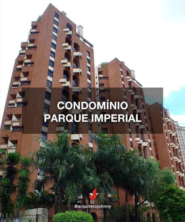 Condomínio Parque Imperial Jd. Anália Franco   Johnny Viana Arquitetura e Interiores