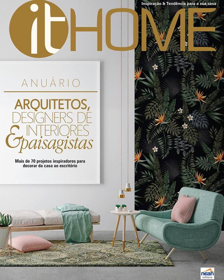Anuário Revista It Home - Arquiteto Johnny Viana