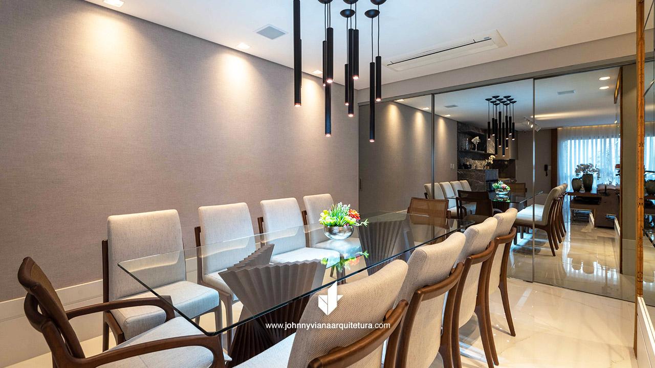 Projetos de arquitetura e design de interiores de alto padrão - Jd. Anália Franco e Tatuapé   Johnny Viana Arquitetura e Interiores