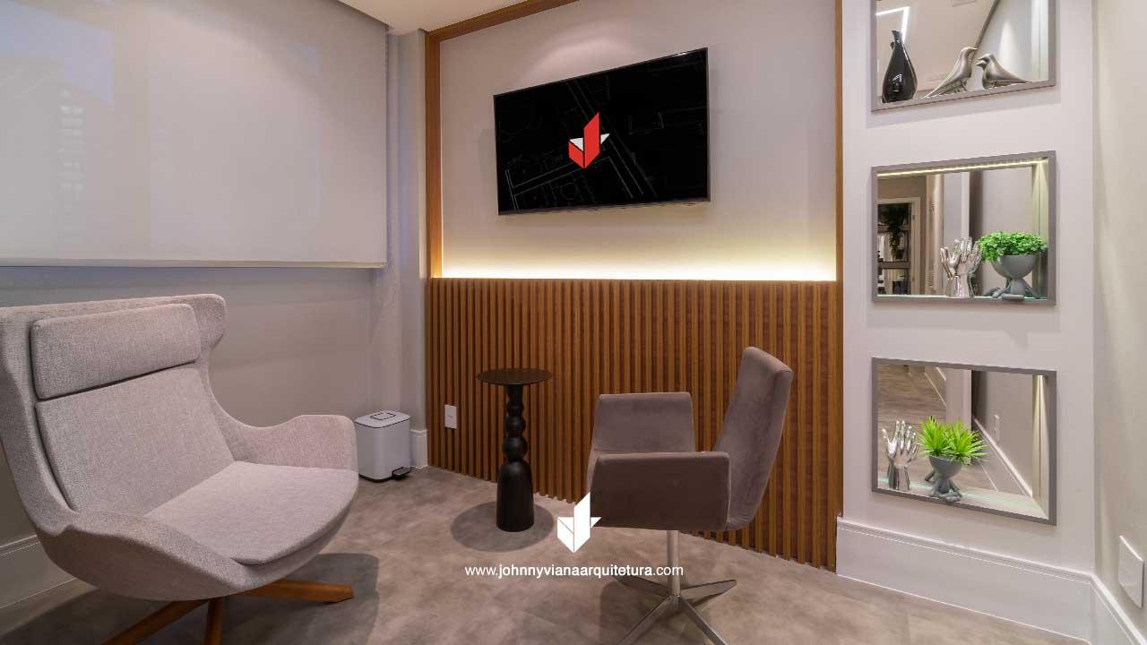 Projetos de Arquitetura Comercial de Alto Padrão - Design de Interiores de Ambientes Comerciais | Johnny Viana Arquitetura e Interiores