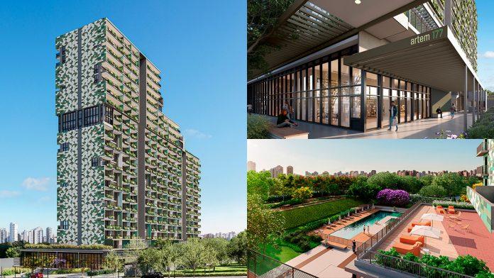 Condomínio Porte Artem - Apartamentos Alto Padrão Jd. Anália Franco
