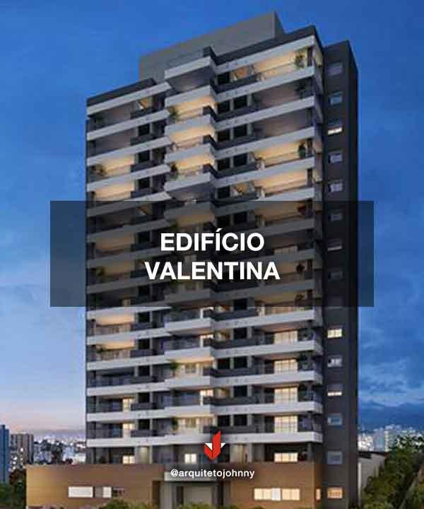 Edifício Valentina | Johnny Viana Arquitetura e Interiores