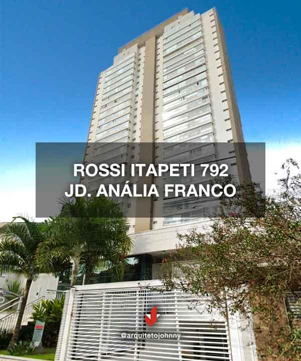 Condominio Edifício Rossi Itapeti 792 | Johnny Viana Arquitetura e Interiores