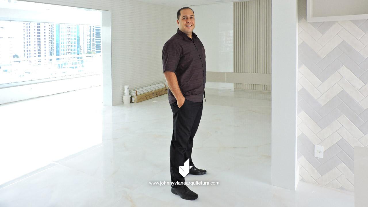 Reformas de Alto Padrão - Reformas de apartamentos Tatuapé, Mooca e Jd. Anália Franco | Johnny Viana Arquitetura e Interiores